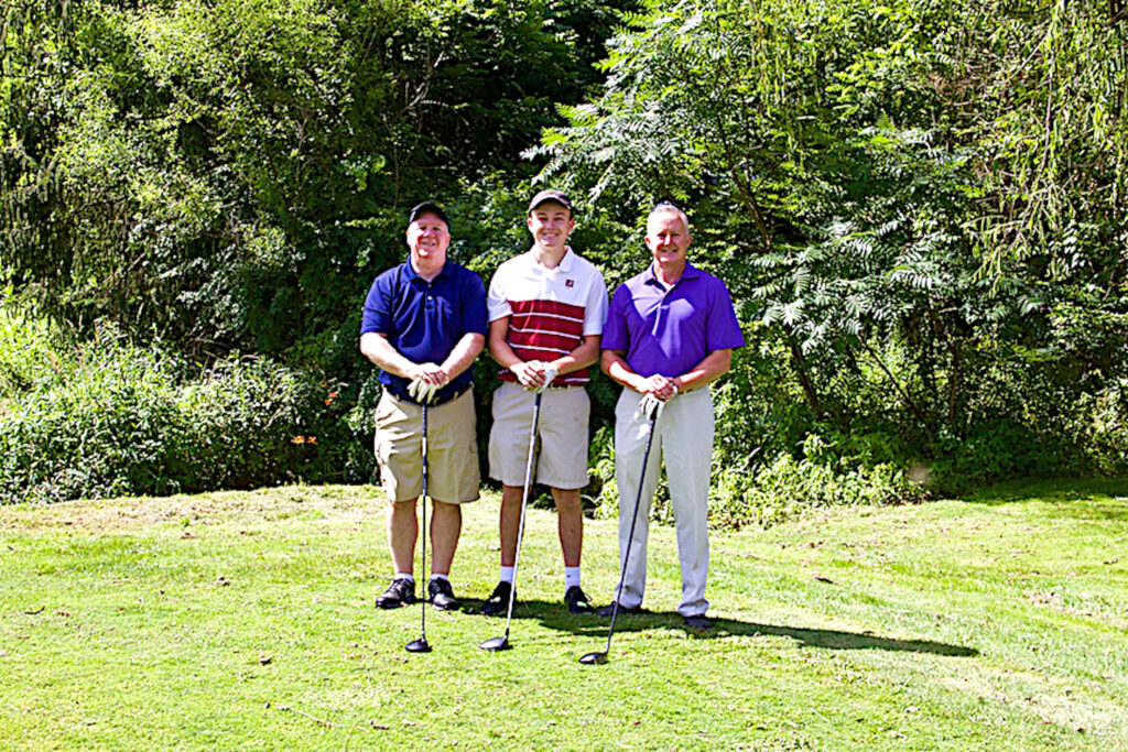 Golf outing raises 16000 for Heritage Benefit Fund